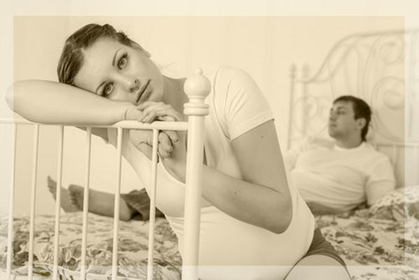 妊娠中の離婚