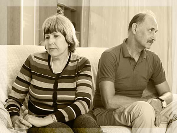 熟年離婚 理由